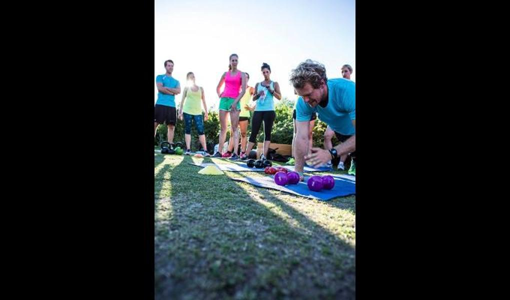 Gym image-original bootcamp - Friedrichshain Landsberger Allee