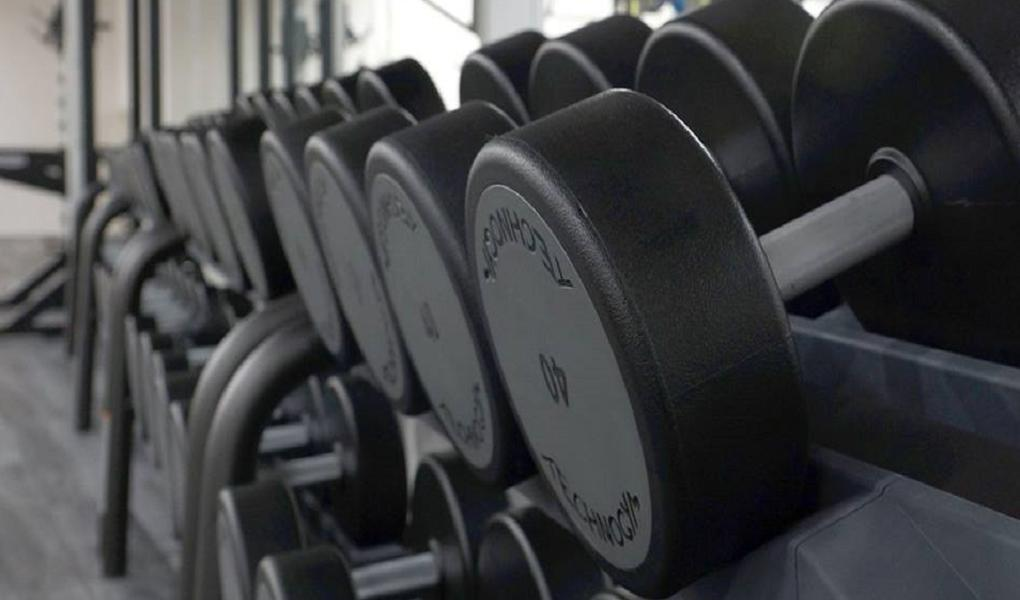 Gym image-Formbar