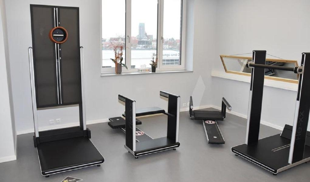 Gym image-Physiotherapie Trampe am Westhafen