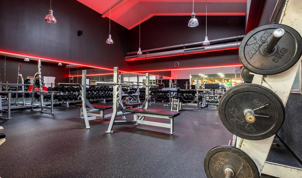 Gym image-Fitness First - Kettwig