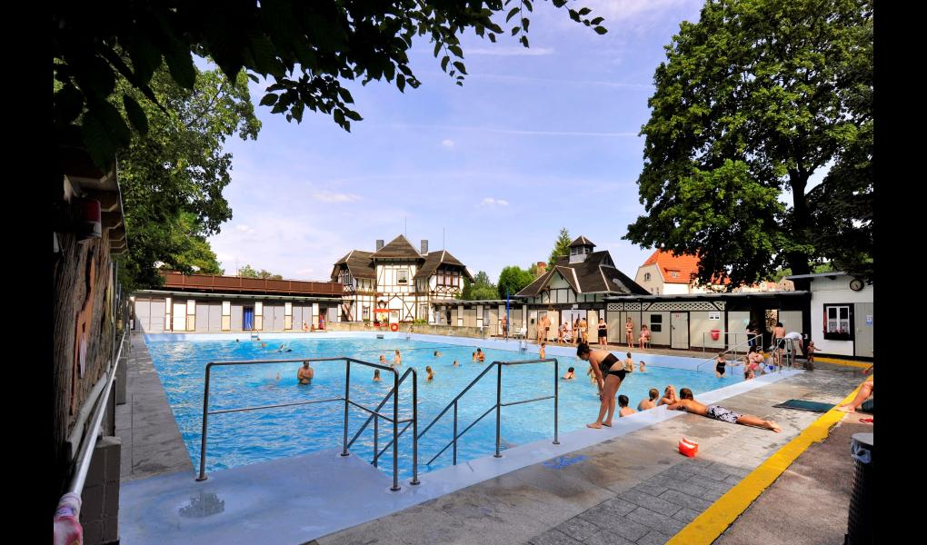 Gym image-Dreienbrunnenbad