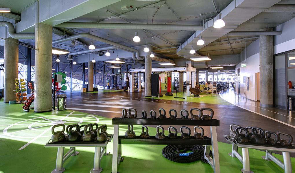 Gym image-Fitness First - MyZeil