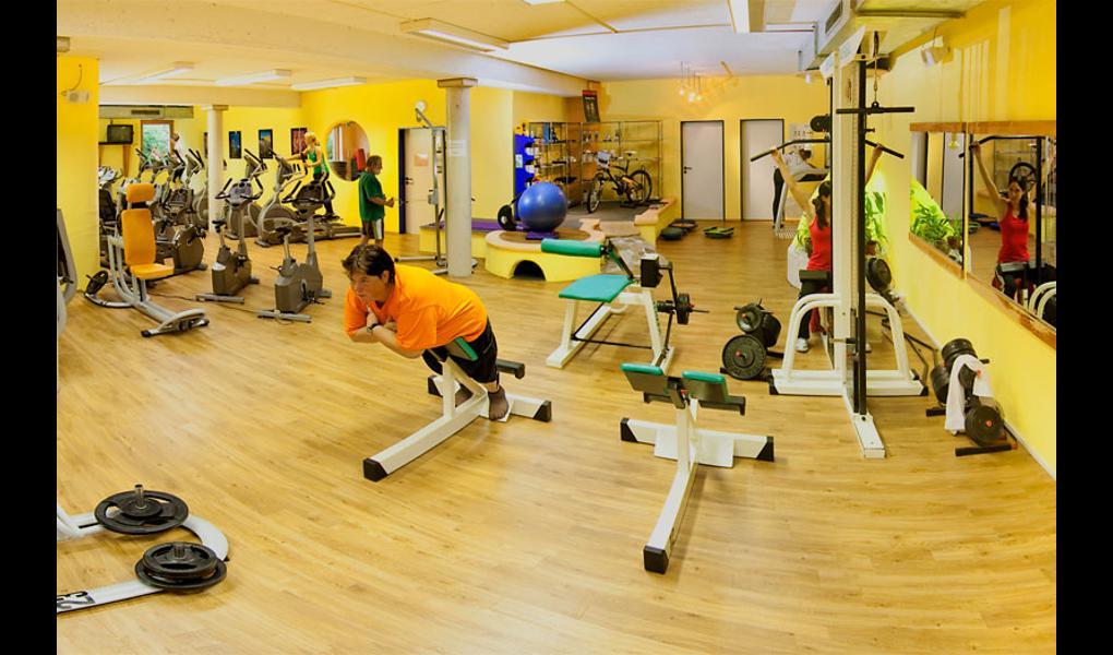 Studio Foto-Fitnessclub Xundheit