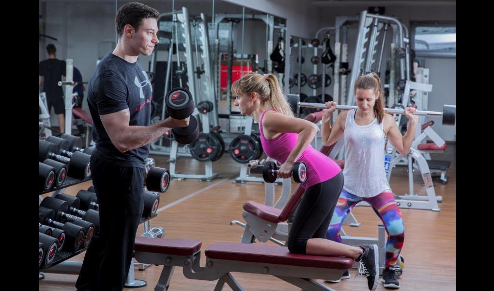 Gym image-maxx! Gesundheitszentrum
