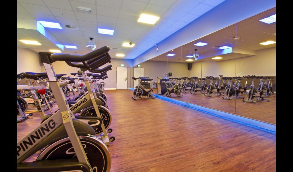 Studio Foto-Fitness First Haidhausen