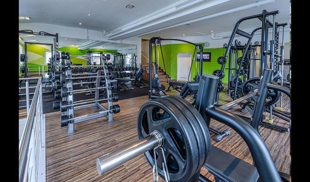 Gym image-relex