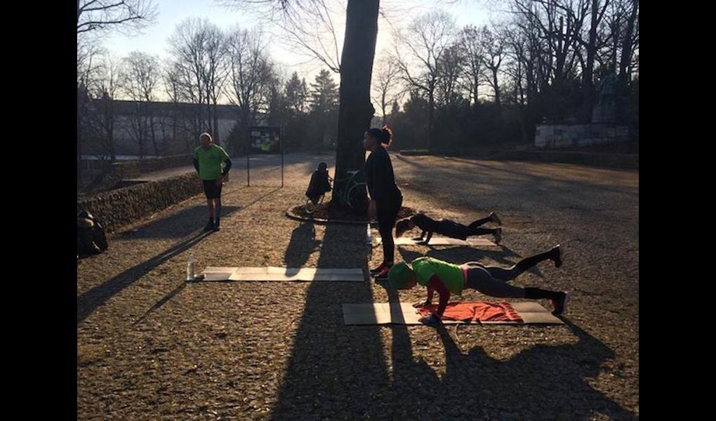 Gym image-Athletik Training - Volkspark Hasenheide