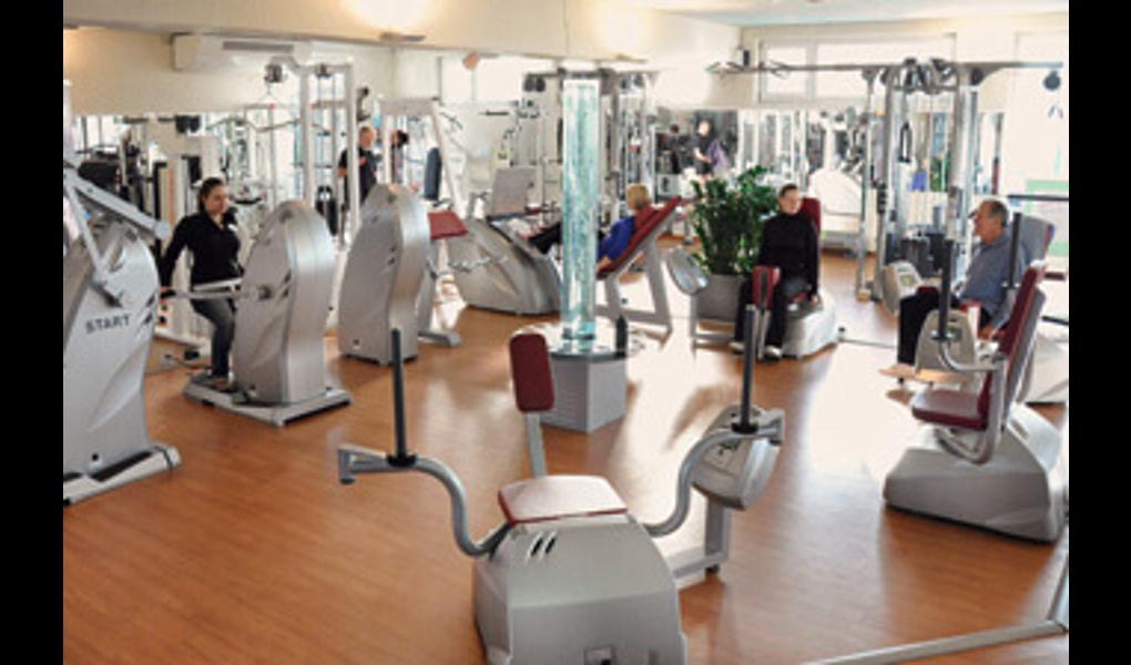 Gym image-Asahi - Zentrum für Gesundheit, Fitness & Wellness GmbH