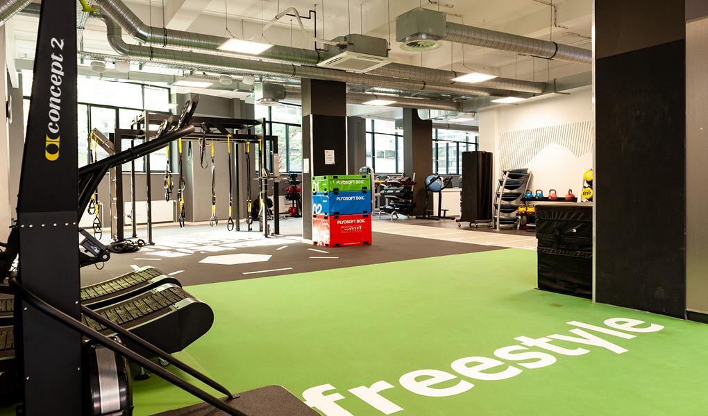 Gym image-Fitness First - Rödingsmarkt