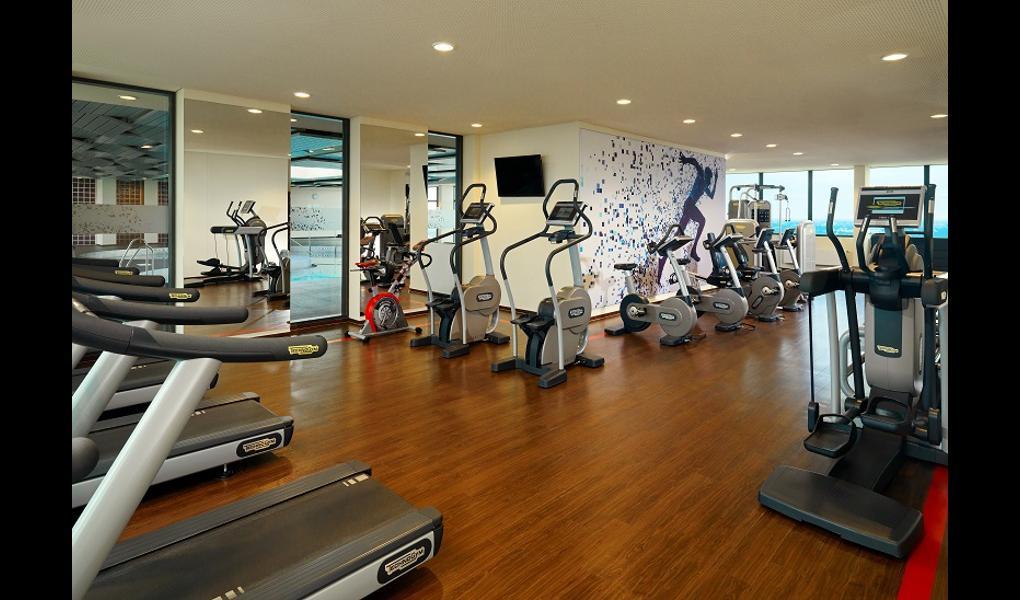 Gym image-Sheraton Spa & Fitness