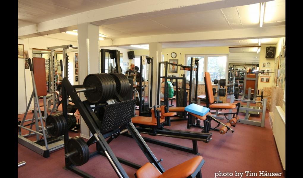 Studio Foto-clox fitness
