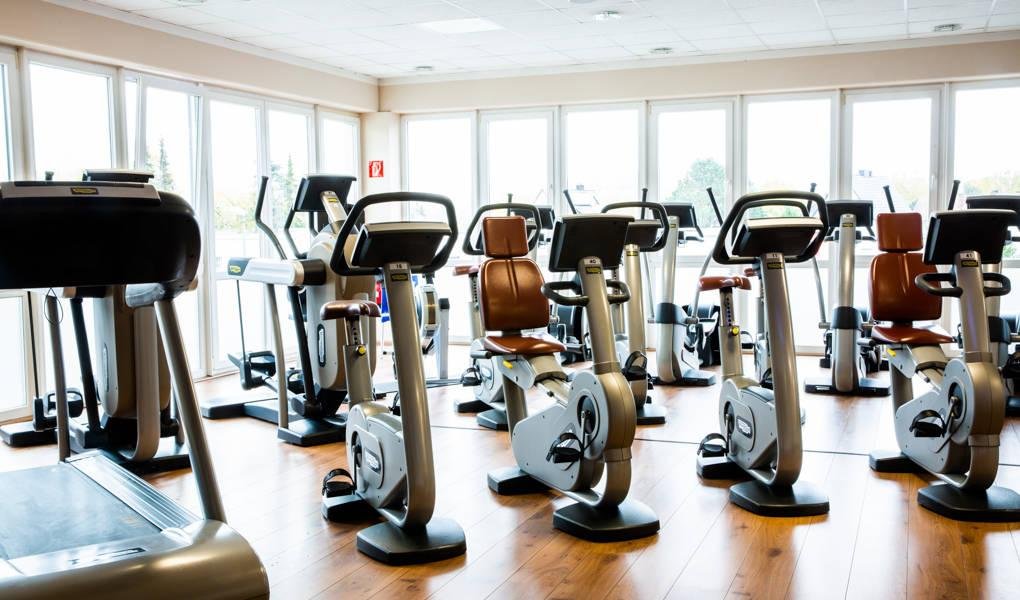 Gym image-Life Medical Sports Club
