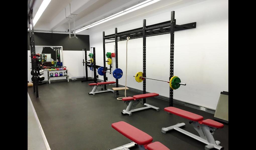 Studio Foto-MOTIV Fitness