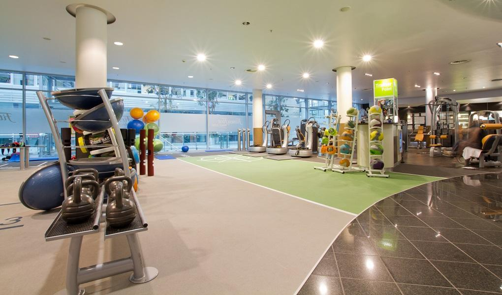 Studio Foto-Fitness First Westend