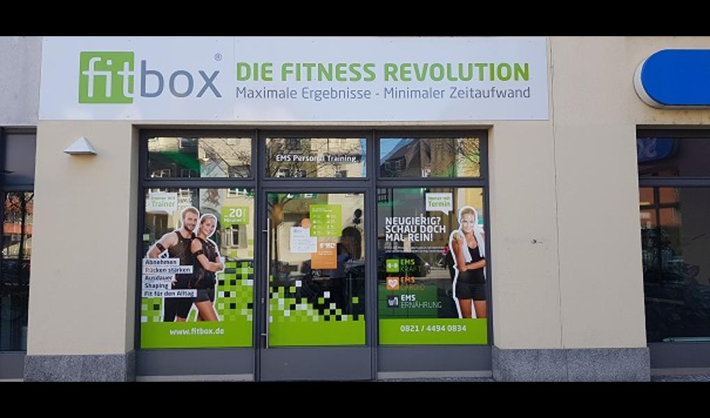Gym image-fitbox Augsburg
