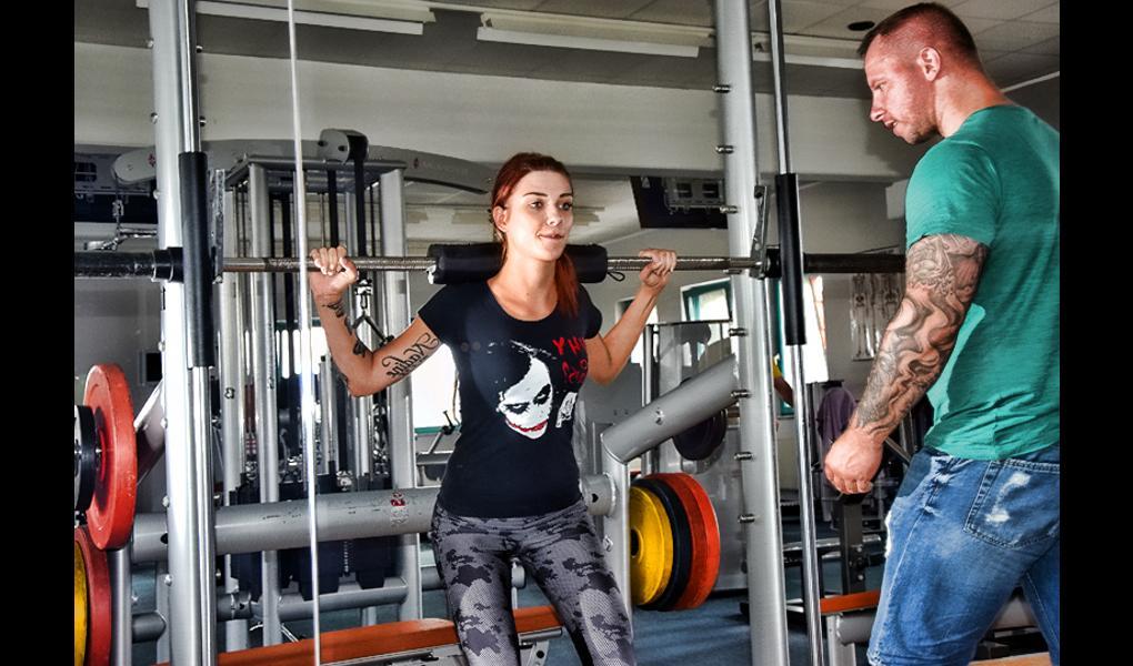 Gym image-Kraftakt