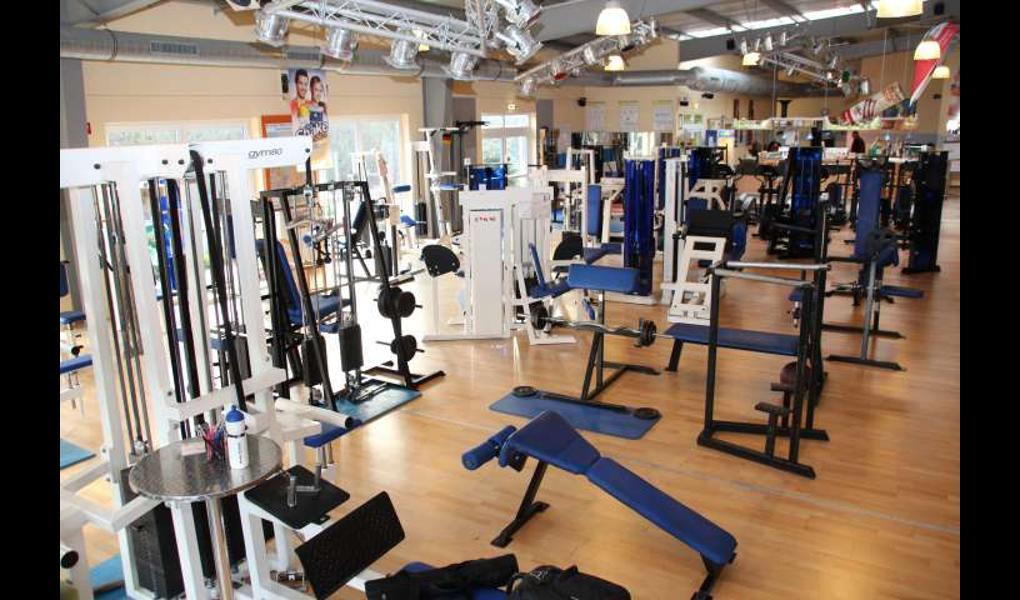 Studio Foto-Gym 80 Fitness-Wellness-Gesundheit