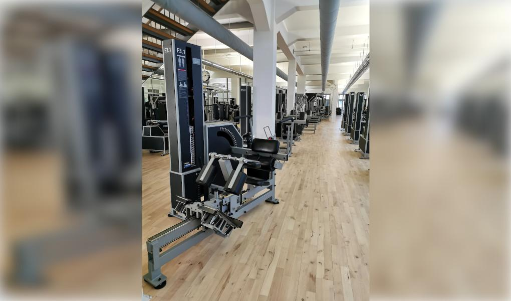 Gym image-Kieser Training