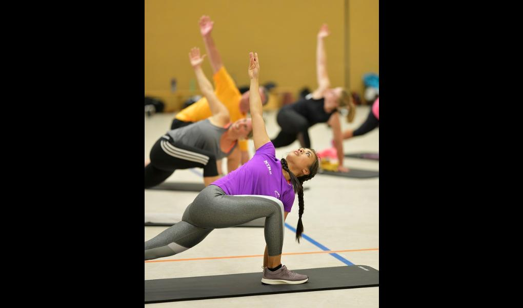 Studio Foto-LemwerDer TV - Yoga