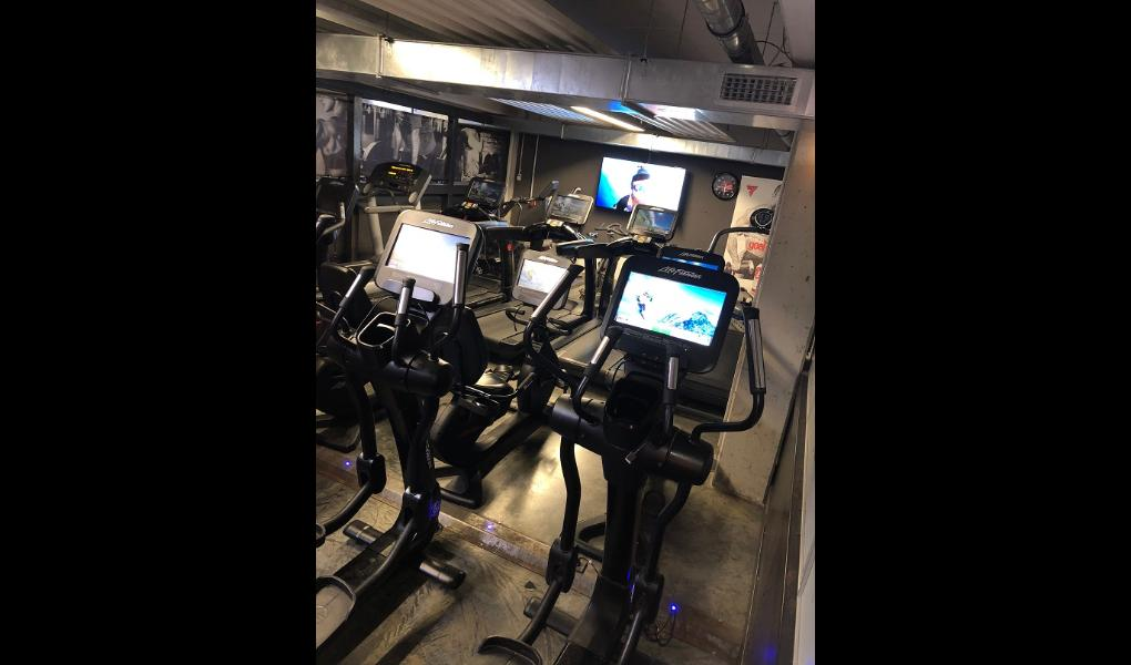 Studio Foto-Pigspoint Fitness