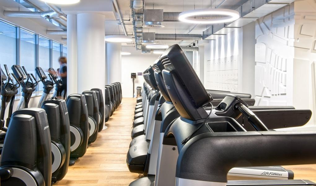 Studio Foto-Fitness First Eschenheimer Turm