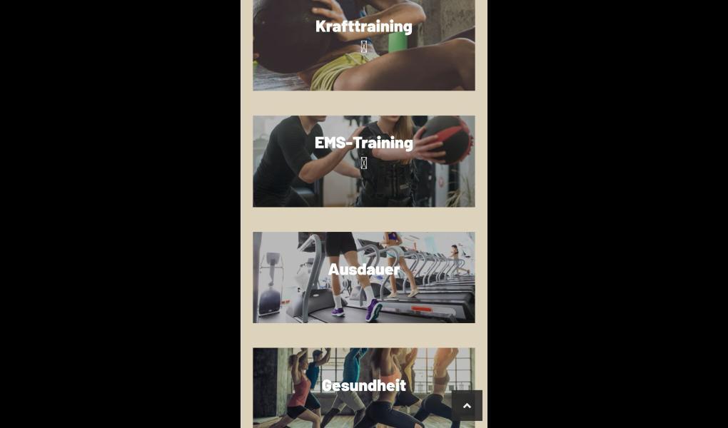 Gym image-Körperkult