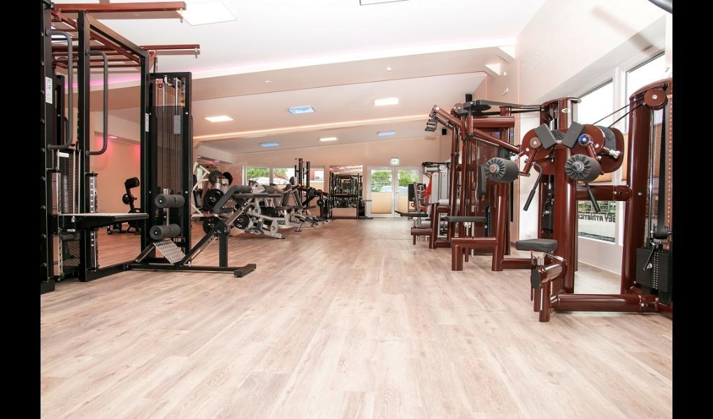 Gym image-Fitness Lounge