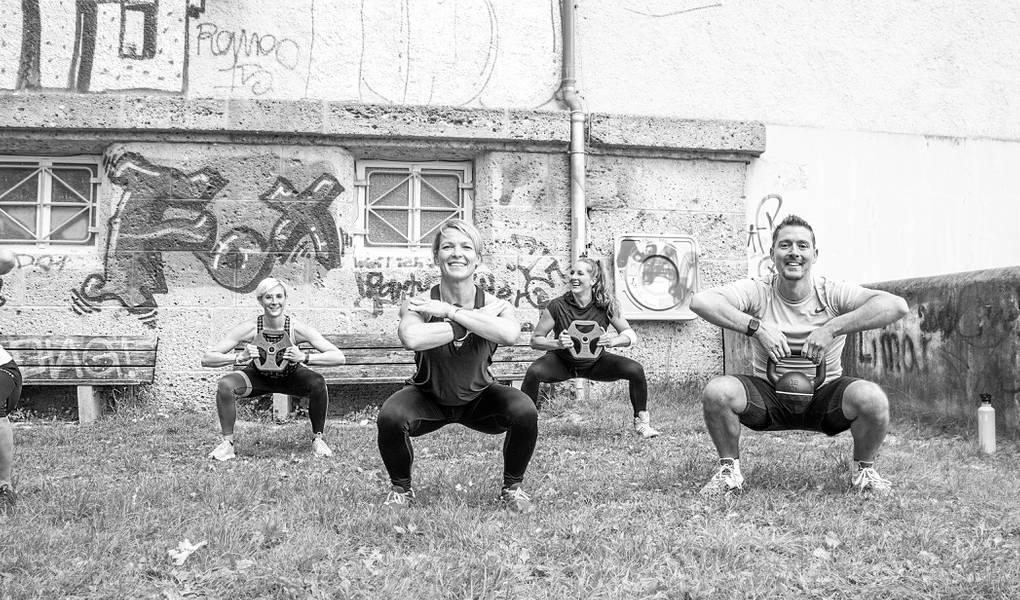 Gym image- Park Jumpers Denninger Anger