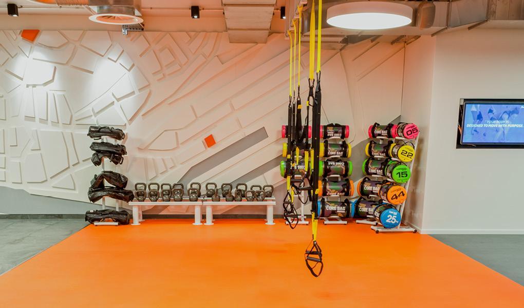 Gym image-Fitness First - Eschenheimer Turm