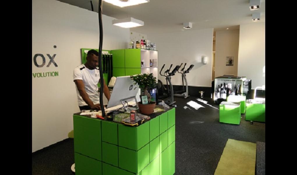 Gym image-fitbox Frankfurt City
