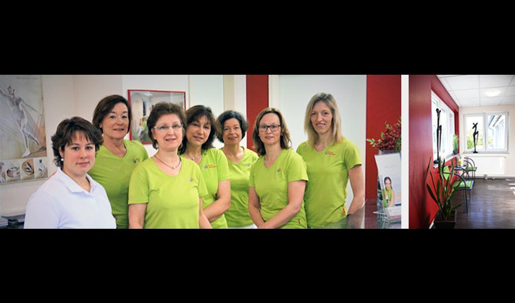 Studio Foto-Praxis für Physiotherapie Claudia Vogt