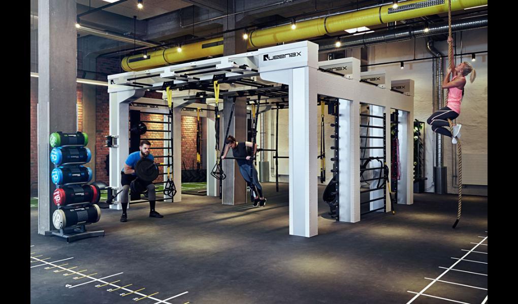 Gym image-Meridian Spa & Fitness Wandsbek