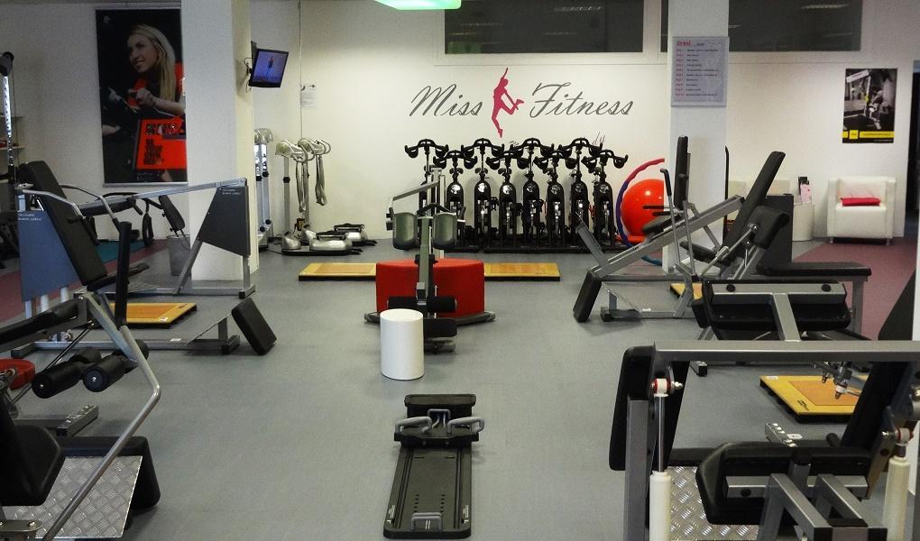 Studio Foto-Miss Fitness