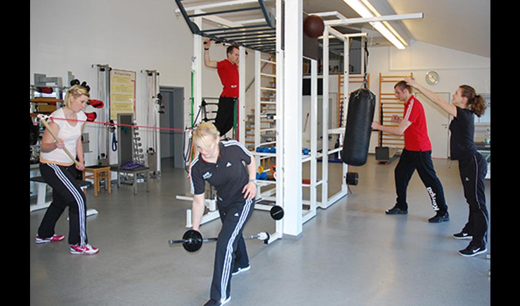 Gym image-Therapiezentrum Hermann