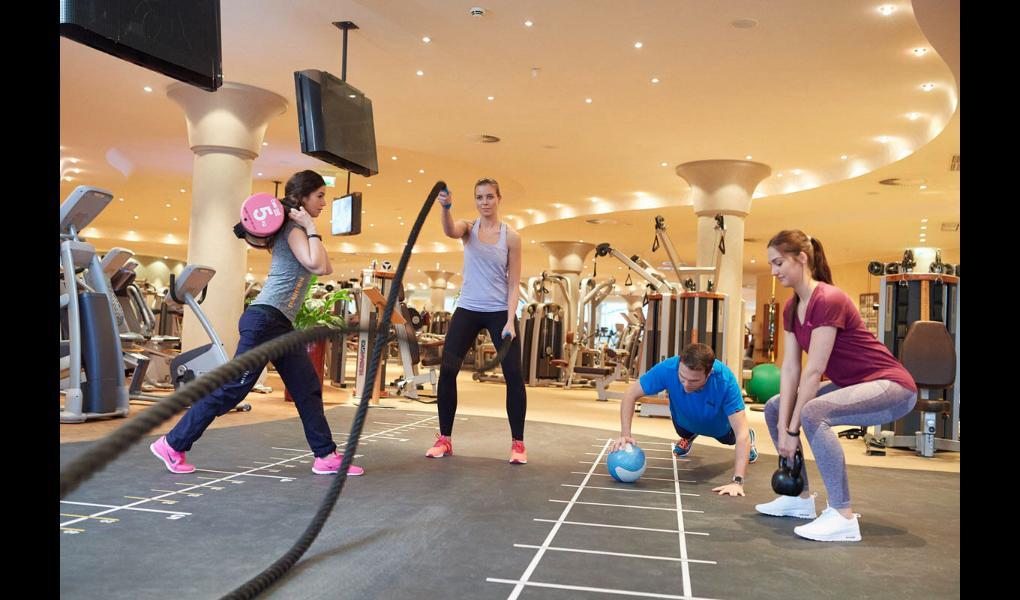 Studio Foto-Meridian Spa & Fitness Alstertal