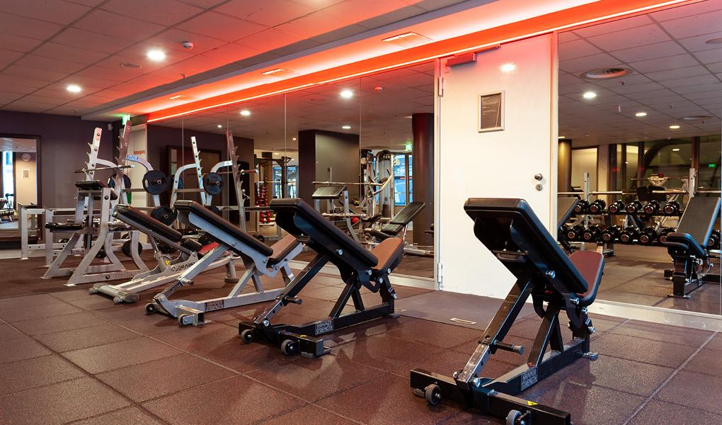 Gym image-Fitness First - Jungfernstieg