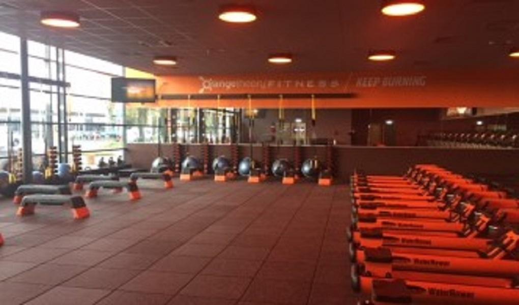 Studio Foto-Orangetheory Fitness