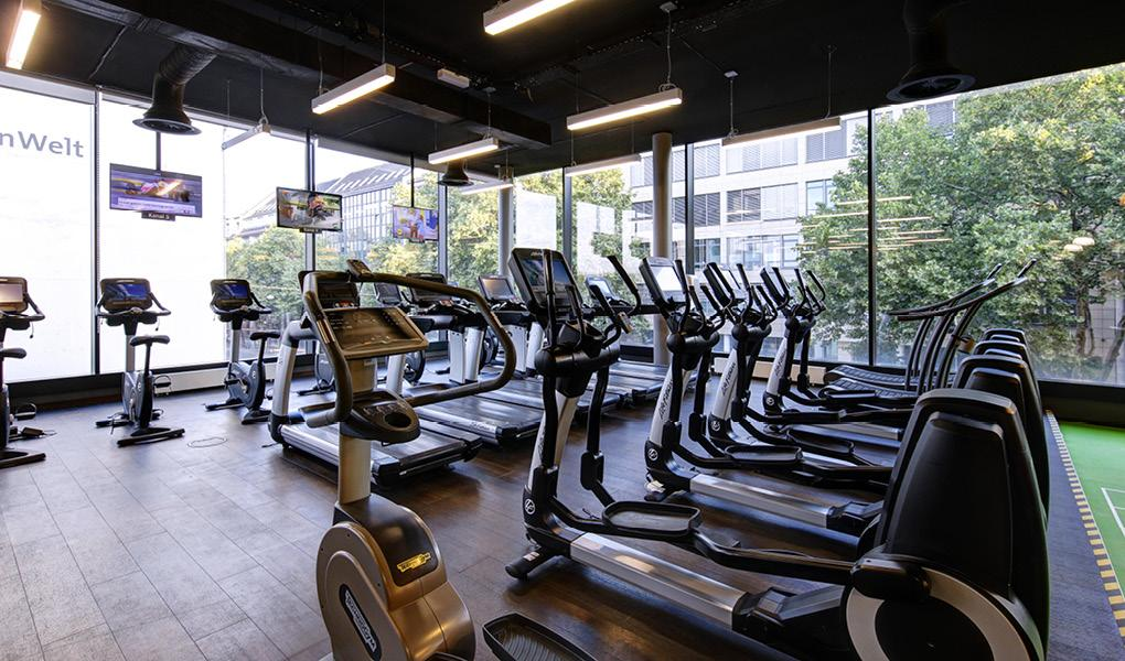 Gym image-Fitness First - Ostend