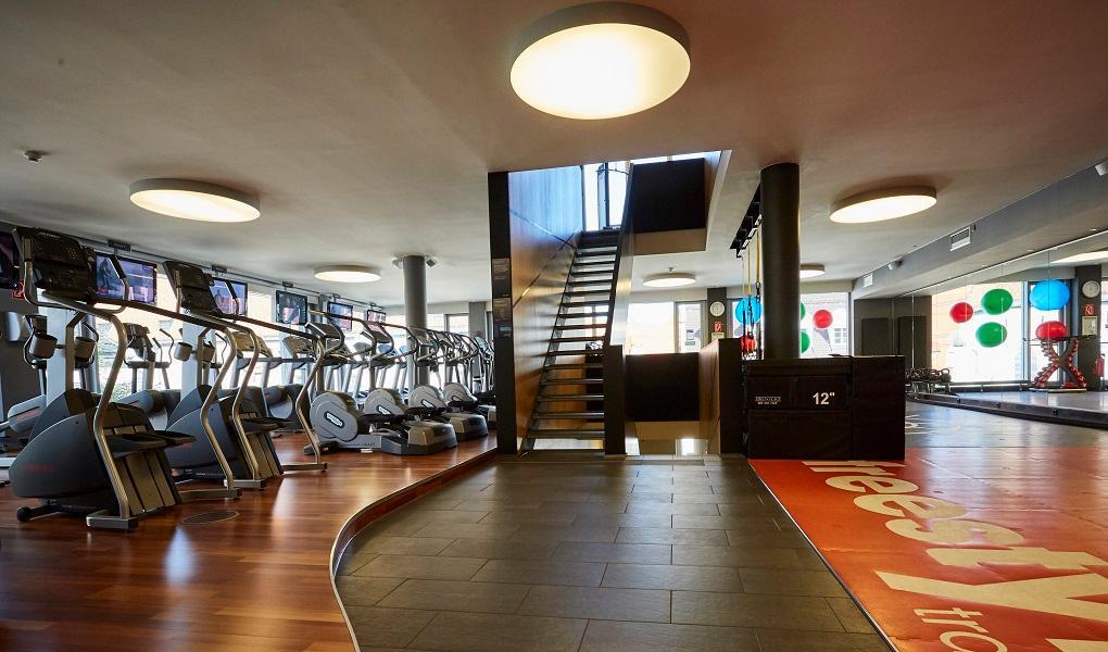 Studio Foto-Fitness First Altstadt