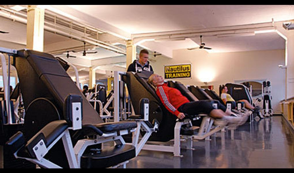 Gym image-Nautilus Training