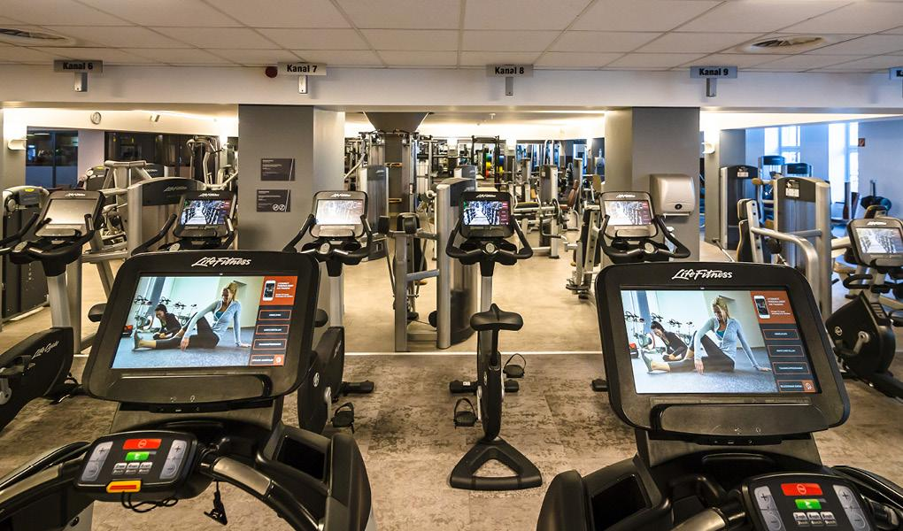 Gym image-Fitness First - Messehof
