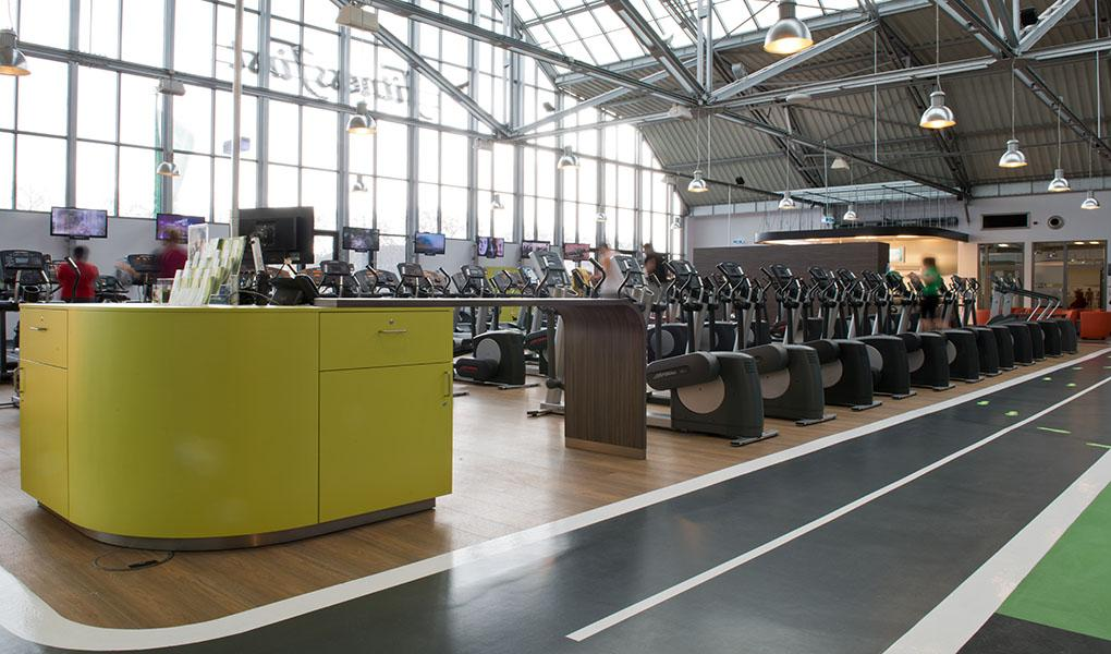Studio Foto-Fitness First Ehrenfeld