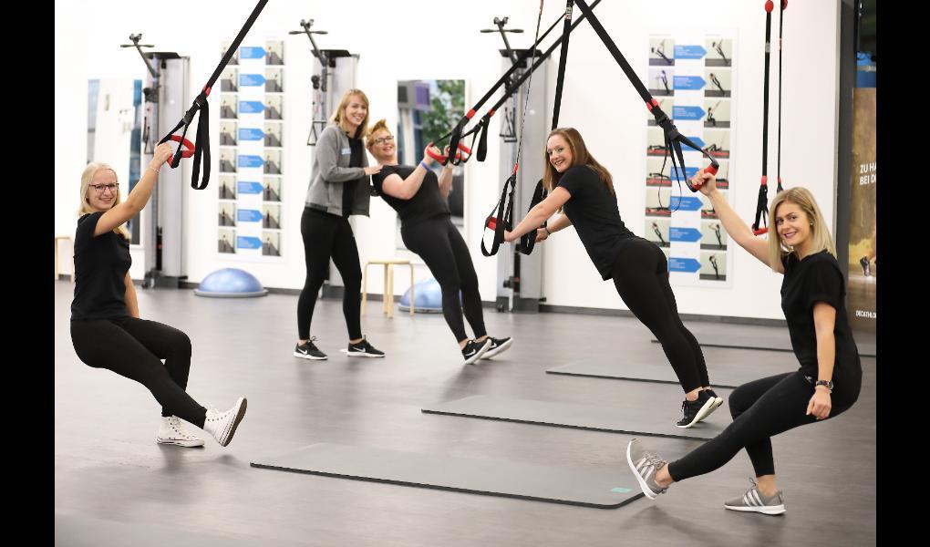 Gym image-Ebene 2 Fitness