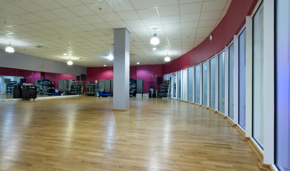 Studio Foto-Fitness First Prenzlauer Berg