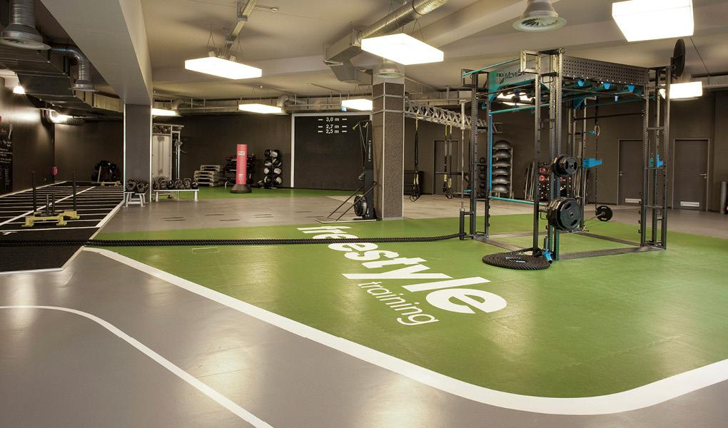 Gym image-Fitness First - Gendarmenmarkt