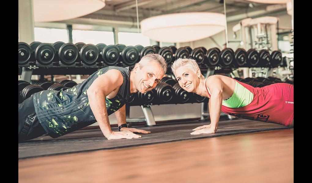 Studio Foto-In Shape Fitness und Gesundheit