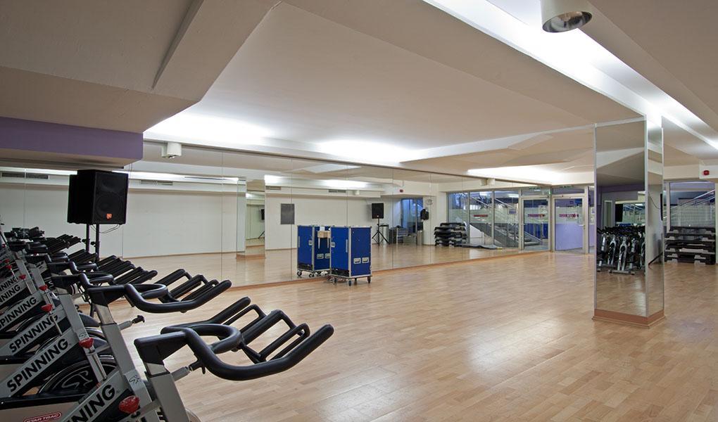 Studio Foto-Fitness First St Georg