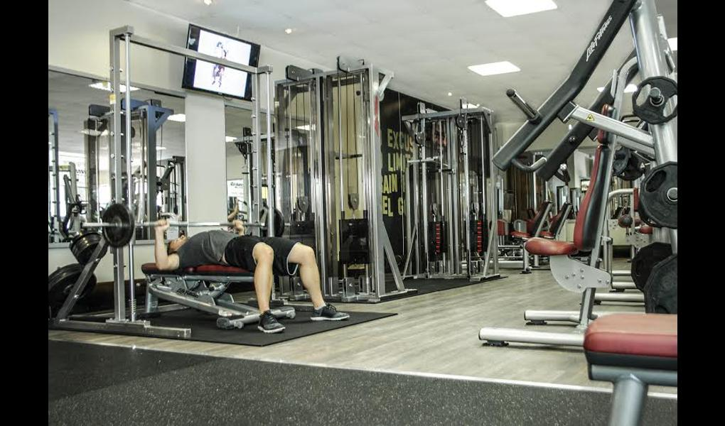 Gym image-FIT-INN Wellnessclub Sankt Wendel