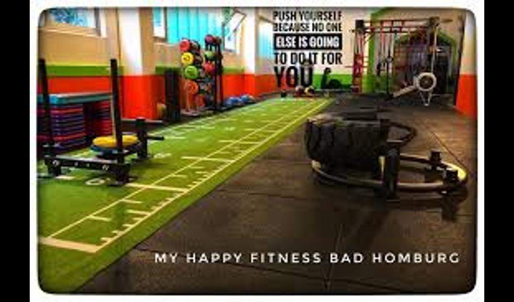 Studio Foto-My Happy Fitness GmbH