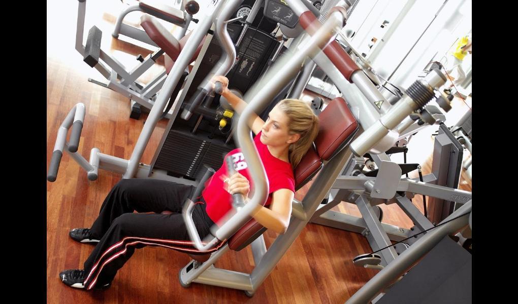 Gym image-Fitness Loft